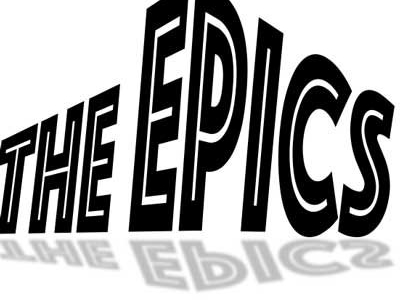The Epics band logo